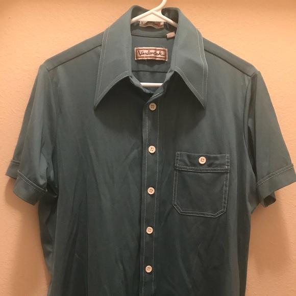 Other - Vintage Donnie Brasco men's button up rockabilly